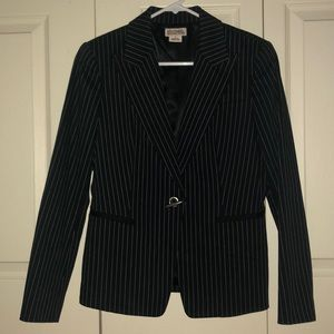 Michael Kors Stripped Blazer